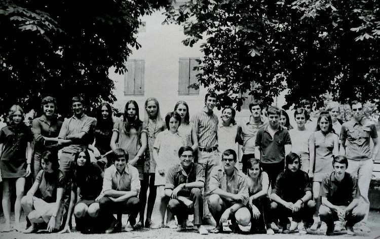 Monos La Courbe 1970