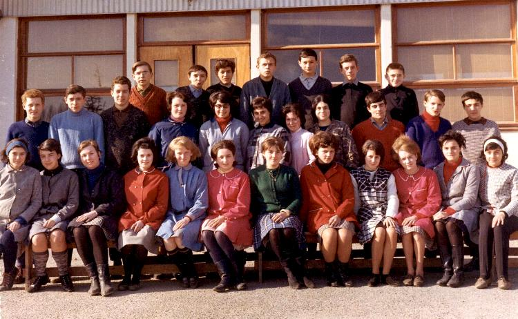 Groupe Francas 1965